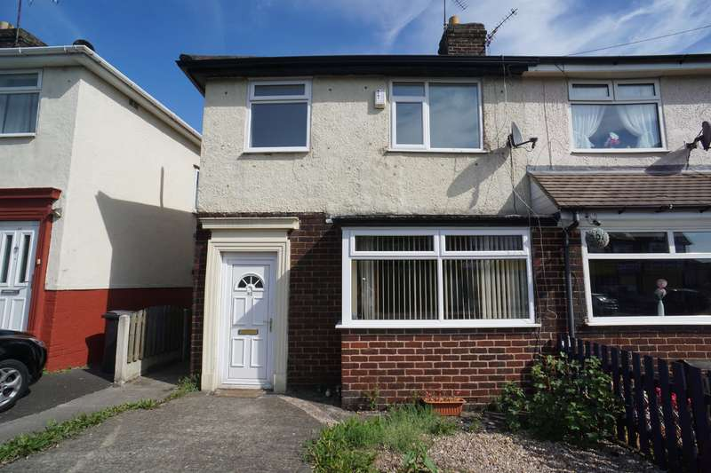 3 Bedrooms Semi Detached House for sale in Alnwick Road, Intake, Sheffield, S12 2GF