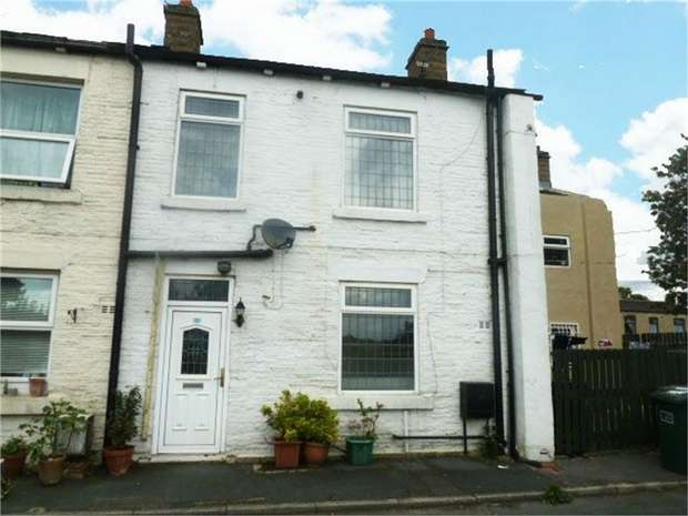 1 Bedroom End Of Terrace House for sale in Halifax Road, Liversedge, West Yorkshire