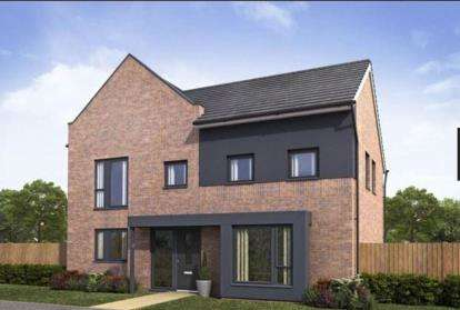 4 Bedrooms Semi Detached House for sale in Cottam Meadow, Dunnock Lane, Cottam, PR4