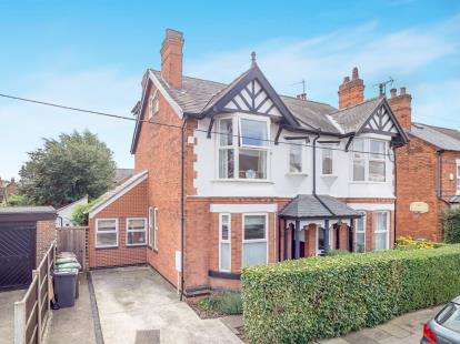 4 Bedrooms Semi Detached House for sale in Enfield Street, Beeston, Nottingham, Nottinghamshire