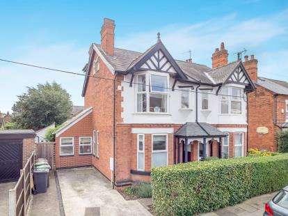 4 Bedrooms Semi Detached House for sale in Enfield Street, Beeston, Nottingham, Nottinghamshire