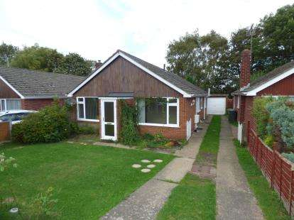 3 Bedrooms Bungalow for sale in Somerville Close, Waddington, Lincoln, Lincolnshire