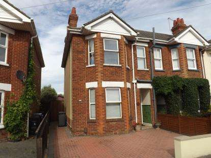 3 Bedrooms End Of Terrace House for sale in Charminster, Bournemouth, Dorset