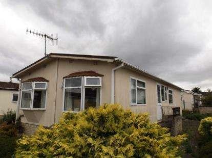 2 Bedrooms Mobile Home for sale in Parklands, Evesham, Worcestershire