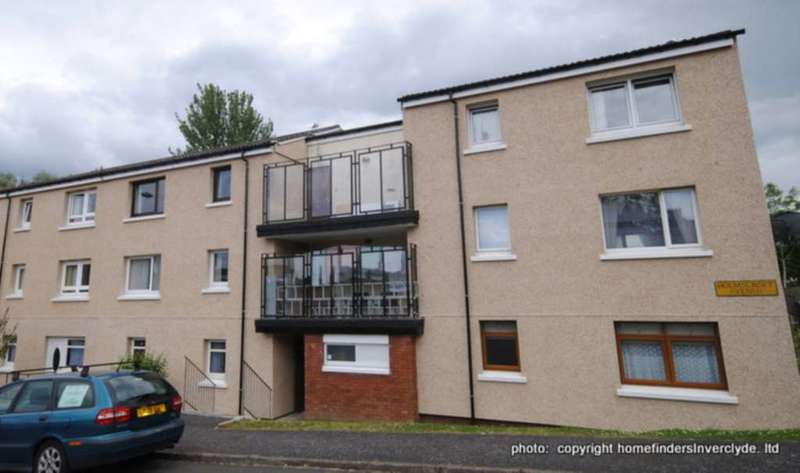 1 Bedroom Apartment Flat for sale in Holmscroft Ave, Greenock
