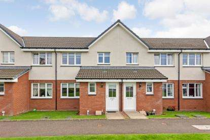 3 Bedrooms Terraced House for sale in Somerset Gardens, Ayr
