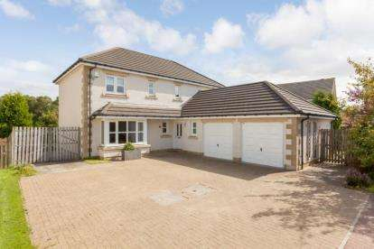 4 Bedrooms Detached House for sale in Denbeath Court, Hamilton