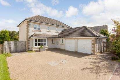 4 Bedrooms Detached House for sale in Denbeath Court, Hamilton