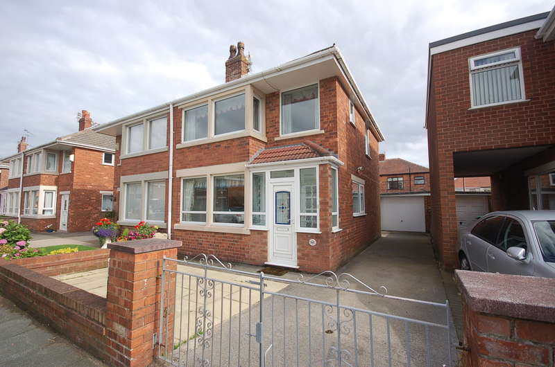 2 Bedrooms Semi Detached House for sale in Stadium Avenue, Blackpool