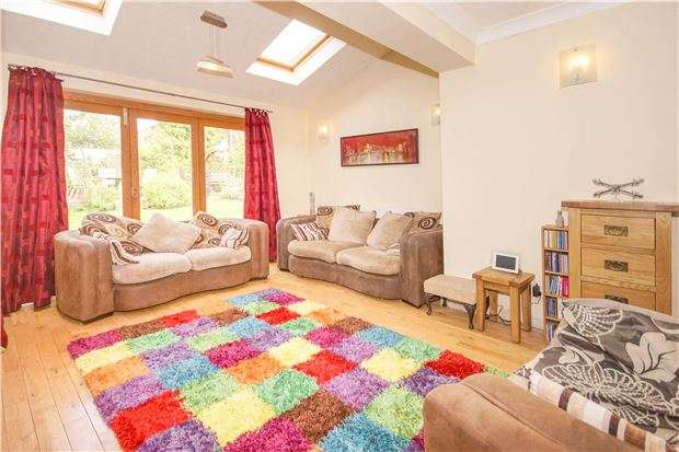 4 Bedrooms Detached House for sale in Parnall Crescent, Yate, BRISTOL, BS37 5XT