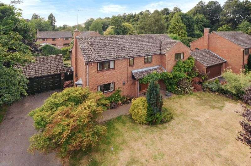 5 Bedrooms Detached House for sale in The Farthings, Marcham