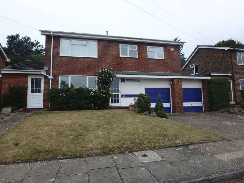 4 Bedrooms Detached House for sale in Rose Bushes, Epsom
