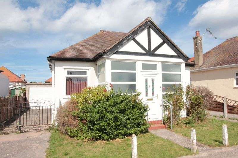 2 Bedrooms Detached Bungalow for sale in Trefor Avenue, Kinmel Bay