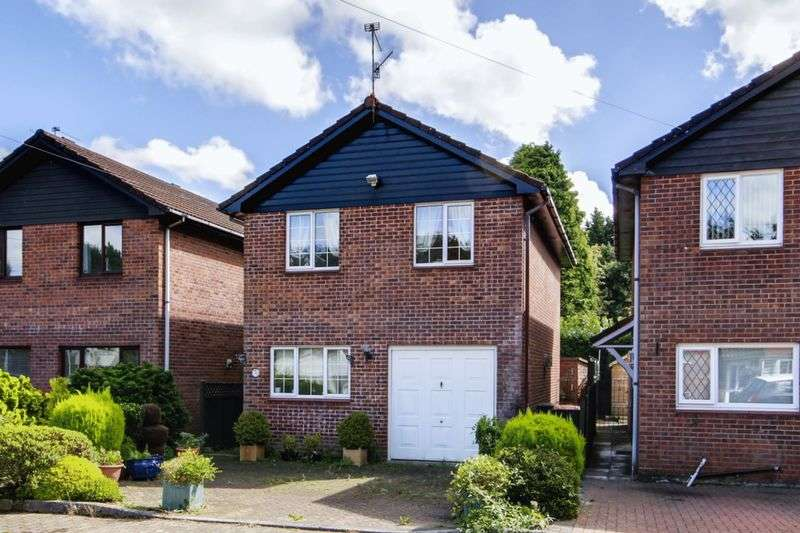 3 Bedrooms Detached House for sale in Park View Gardens, Newport