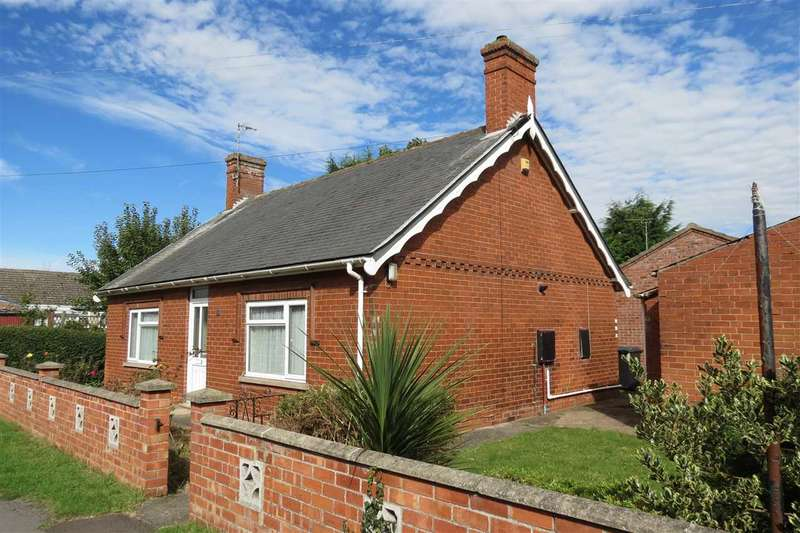 2 Bedrooms Detached Bungalow for sale in Kings Lane, Great Hale