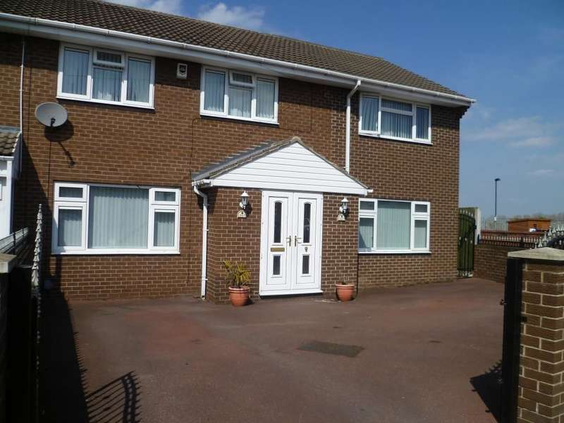 5 Bedrooms Semi Detached House for sale in Old Hexthorpe, Doncaster, DN4