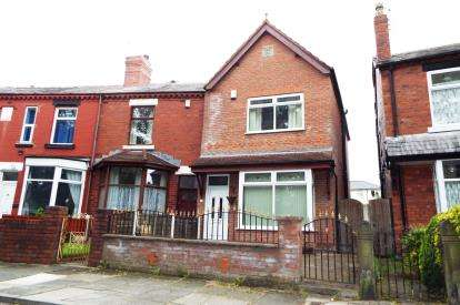 3 Bedrooms End Of Terrace House for sale in Osborne Road, Ashton-In-Makerfield, Wigan, Greater Manchester