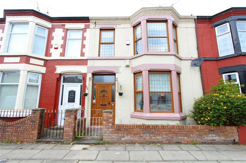 3 Bedrooms Terraced House for sale in Undercliffe Road, Old Swan, Liverpool