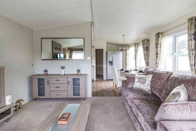 2 Bedrooms Mobile Home for sale in Corton, Lowestoft, Suffolk