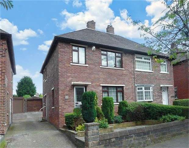 3 Bedrooms Semi Detached House for sale in Richmond Park Avenue, Sheffield, South Yorkshire