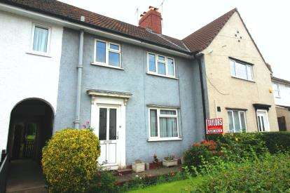 3 Bedrooms House for sale in Ripon Road, Bristol, Somerset