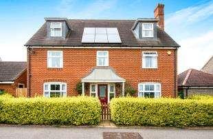 5 Bedrooms Detached House for sale in Rose Walk, Sittingbourne, Kent