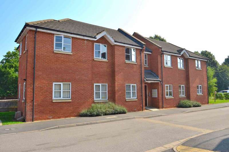 2 Bedrooms Apartment Flat for sale in Wooton Court, Milton Keynes