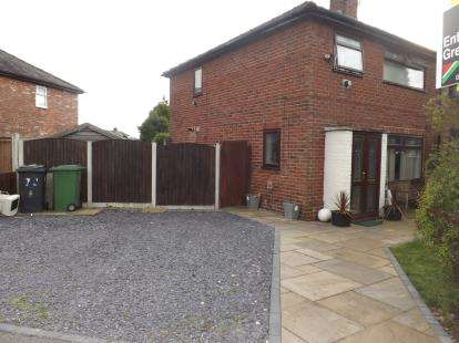 3 Bedrooms Semi Detached House for sale in Neville Avenue, Warrington, Cheshire, WA2