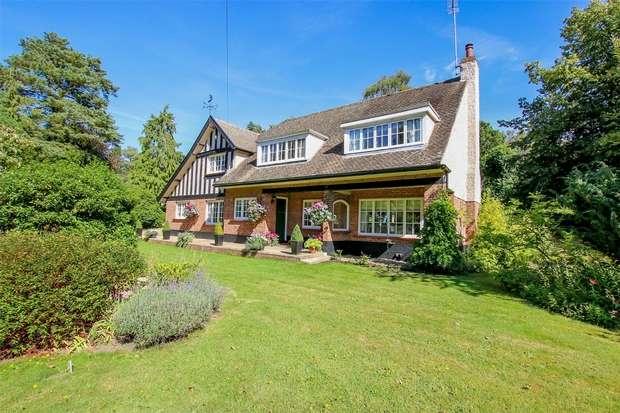 4 Bedrooms Detached House for sale in Southwood, Ashwicken
