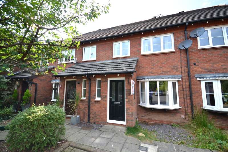 3 Bedrooms Terraced House for sale in Sutton Close, Macclesfield