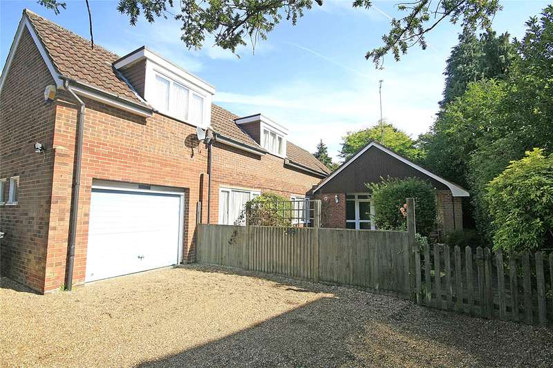 5 Bedrooms Detached House for sale in Dartnell Park Road, West Byfleet, Surrey, KT14