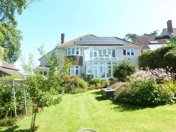 5 Bedrooms Detached House for sale in Steep, Oakridge Lane, Sidcot, Winscombe