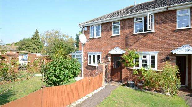 3 Bedrooms End Of Terrace House for sale in Daventry Court, Bracknell, Berkshire