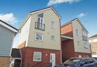 2 Bedrooms Flat for sale in Onyx Drive, Sittingbourne, Kent