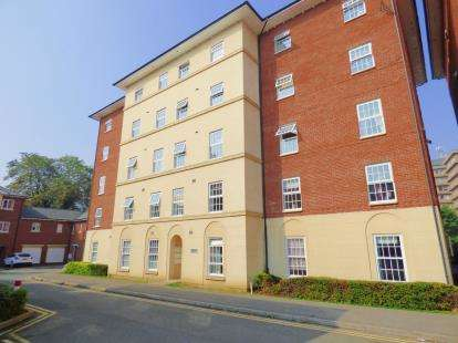 1 Bedroom Flat for sale in Alexandra House, Gloucester, Gloucestershire