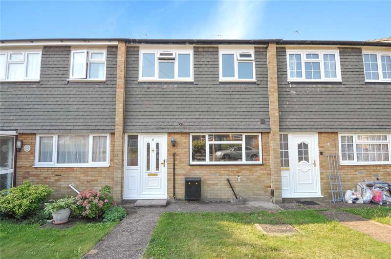 2 Bedrooms Terraced House for sale in De Salis Road, Hillingdon, Middlesex, UB10