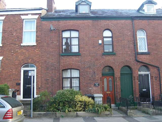 3 Bedrooms Terraced House for sale in Prestbury Road, Macclesfield, SK11 8BN, 3 bed terraced house