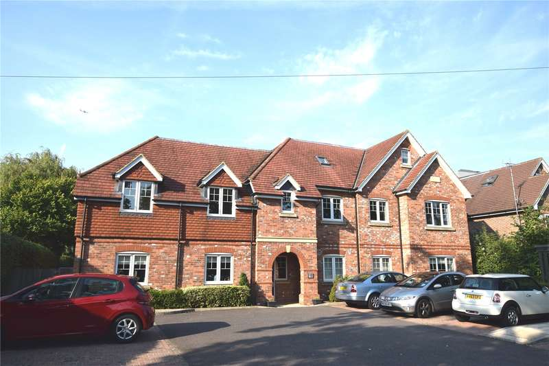 2 Bedrooms Apartment Flat for sale in Hillcrest, Forest Road, Binfield, Berkshire, RG42