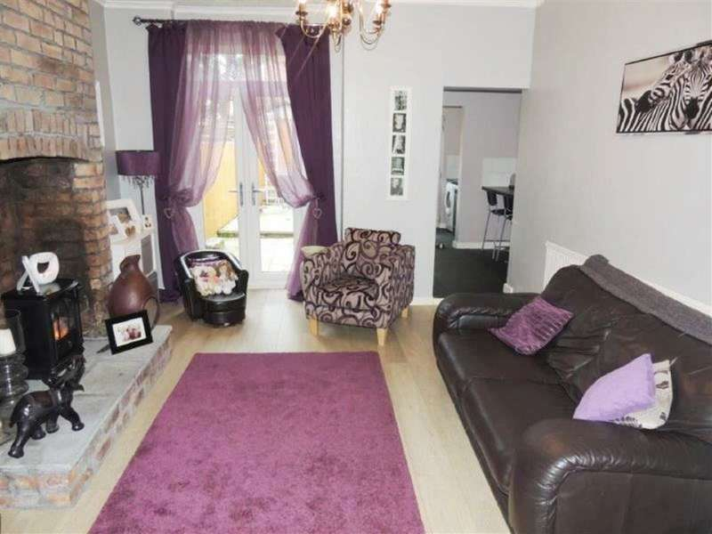 3 Bedrooms Terraced House for sale in Audenshaw Road, Audenshaw, Manchester