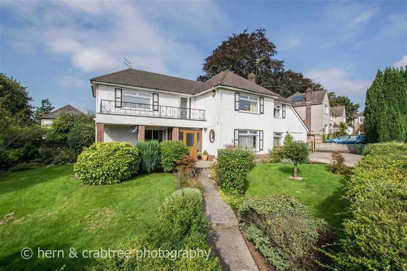 4 Bedrooms Property for sale in Verlands Close, Llandaff, Cardiff