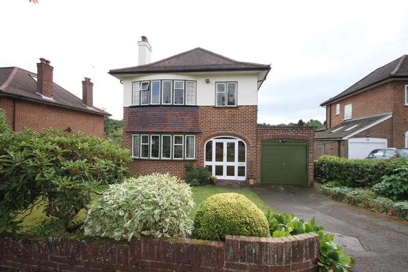 3 Bedrooms Property for sale in Croft Way, Sevenoaks