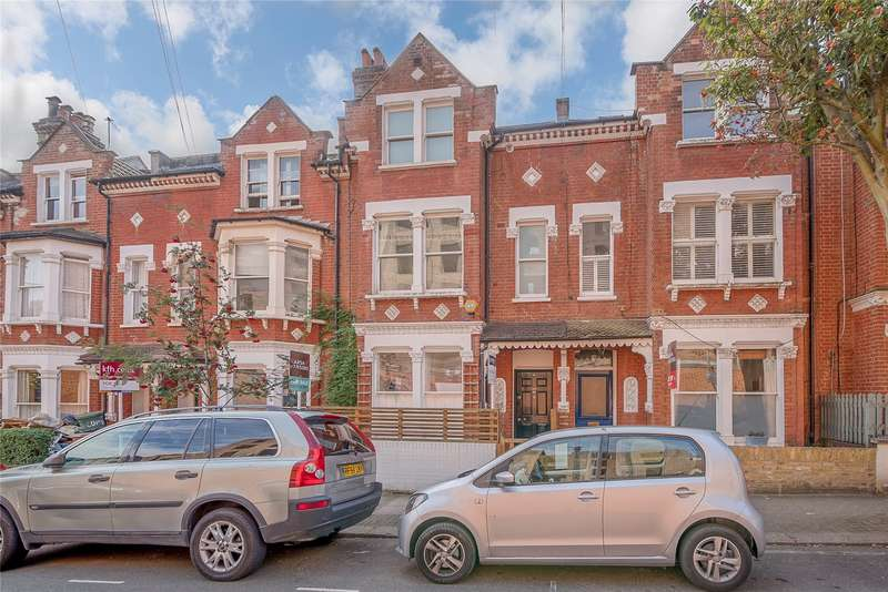 4 Bedrooms Terraced House for sale in Comyn Road, London, SW11