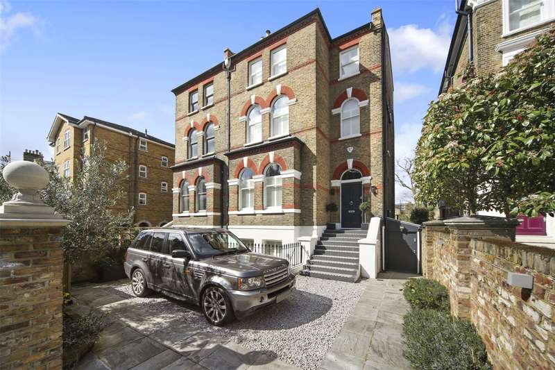 7 Bedrooms House for sale in Abbeville Road, London, SW4