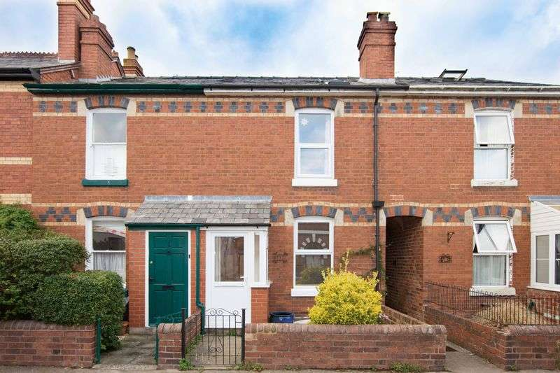 2 Bedrooms Terraced House for sale in Park Street, St. James, Hereford, HR1 2RE