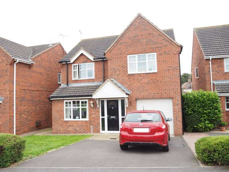 4 Bedrooms Detached House for sale in Lancaster Road, Coddington