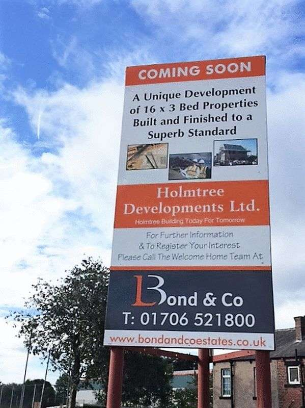 3 Bedrooms Semi Detached House for sale in Coming Soon! Plot 7 , Willbutts Lane, Rochdale