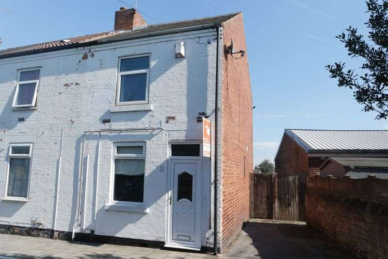 2 Bedrooms Semi Detached House for sale in Booth Street, Mansfield Woodhouse