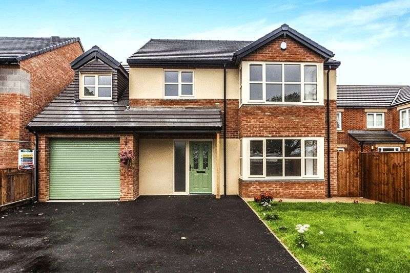 5 Bedrooms Detached House for sale in New Build 5 Bedroom Executive Property