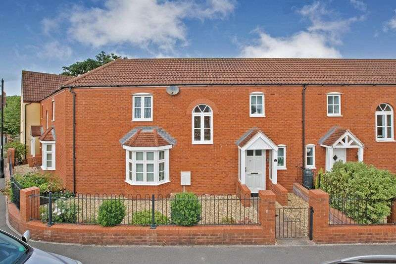 3 Bedrooms Terraced House for sale in COTFORD ST LUKE