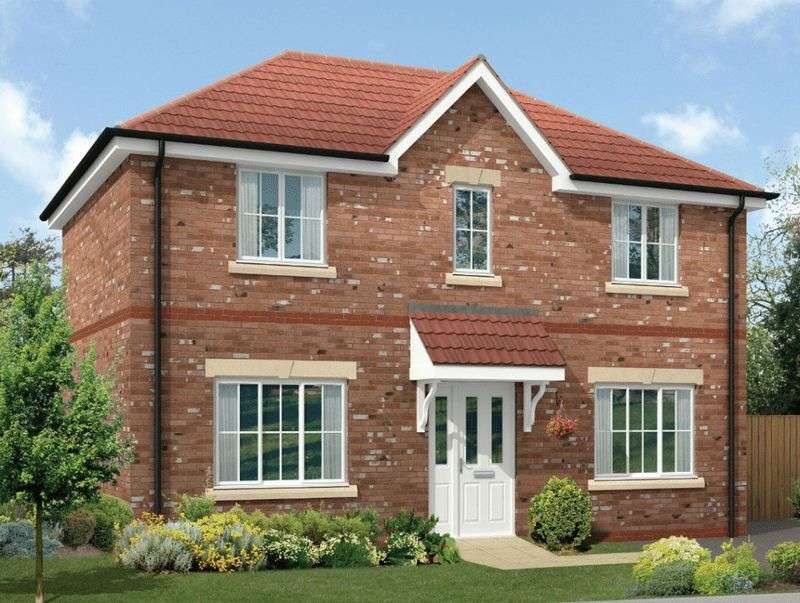 4 Bedrooms Detached House for sale in Roman Meadows, Welton, Lincoln
